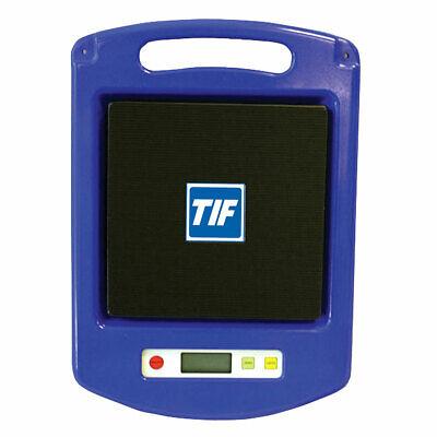 Robinair Tif9030 Hvac 220 Lb Capacity 9 Compact Refrigerant Scale Open Box