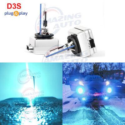 Amazing D3S HID Xenon Headlight Bulbs High Low Beam Upgrade Headlamp 35W 8000K (Best Hid Headlight Bulbs)