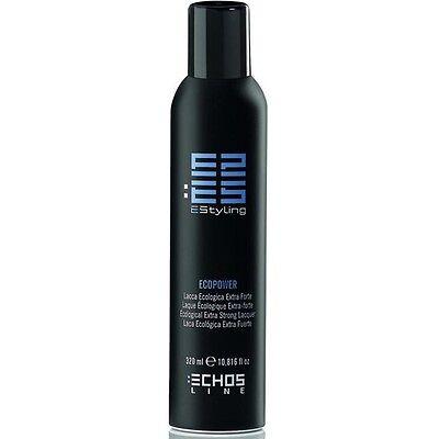 Ecopower - Lacca Ecologica Extra Forte 320 ml- EchosLine