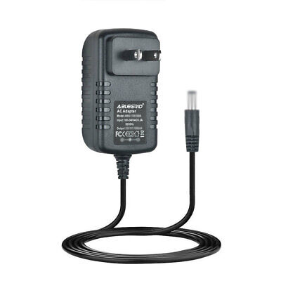 12 Volt AC Adapter For Pulse Performance GRT-11 80 Watt Electric Scooter