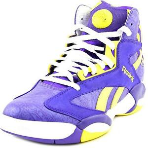 9c113dde7b6 Reebok Shaq Attaq Men US 11 Purple Basketball Shoe 2528 for sale ...