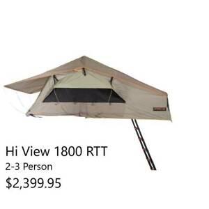 HI-VIEW 1800 RTT $2399.95. Chaos 4x4 & Camping