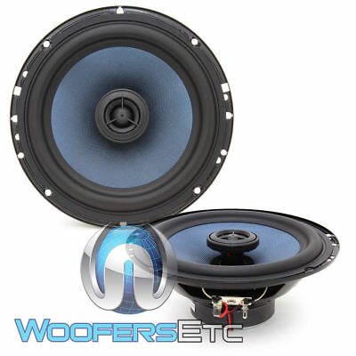 """GLADEN ALPHA 165C 6.5"""" 75W RMS COAXIAL 2WAY SILK TWEETERS SPEAKERS CAR AUDIO NEW for sale  Los Angeles"""