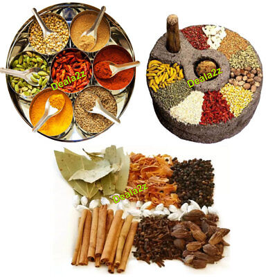 Whole and Ground Spices Indian Masala Seeds For Indian Cooking USA BEST