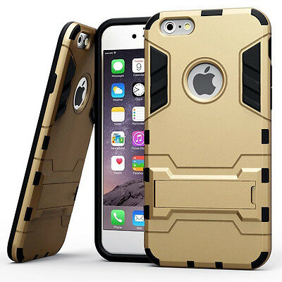 2 in 1 Combo Armor Best Impact Hard Case Cover For iPhone 6S 4.7