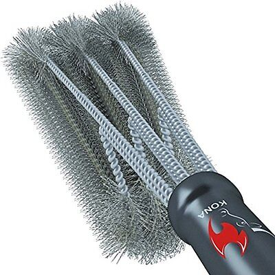 Grilling   Barbecue Utensils 360 Clean Grill Brush  Kona 18  Best Bbq Grill Gift
