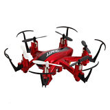 JJRC H20 RC Hexacopter Mini Nano Drone 2.4GHz 4CH Headless Mode RTF Mode 2 Red