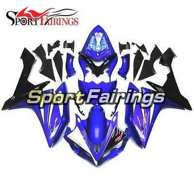 Injection ABS Blue Black Fairings For Yamaha YZF1000 R1 2007 2008 Body Kit