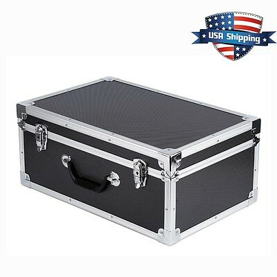 Aluminum Carrying Case Bag Box for DJI Phantom 4 and Phantom 3 Quadcopter Drone