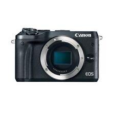 Canon EOS M6 EF-M Digital Camera Black Body Only (Multi ) BNIB