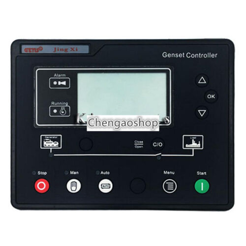 1pcs New Hgm6120uc Generator Control Module # Q4653 Zx