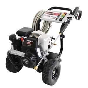 Simpson 3200 PSI at 2.5 GPM Gas Pressure Washer