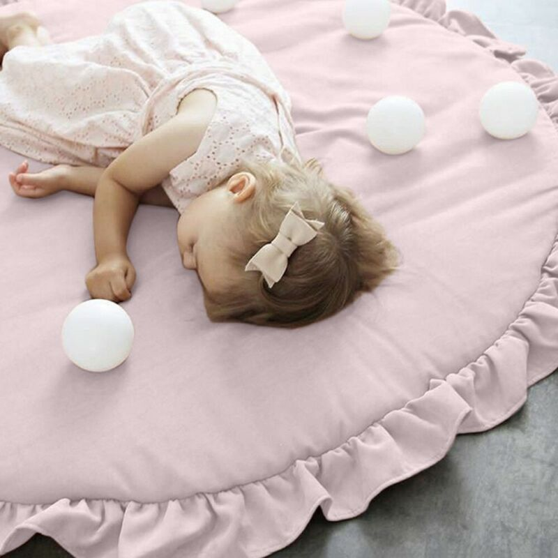 Soft Thick Cotton Cushion For Baby Play Mat Infant Kids Cute