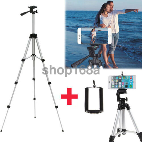 Купить Unbranded/Generic SW-3638 - 41 Professional Camera Tripod Stand Holder Mount for iPhone/Samsung Cell Phone