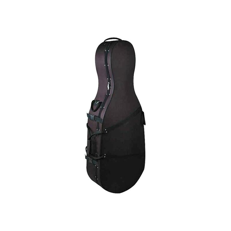 Bellafina Featherweight Cello Case 4/4 Full Size