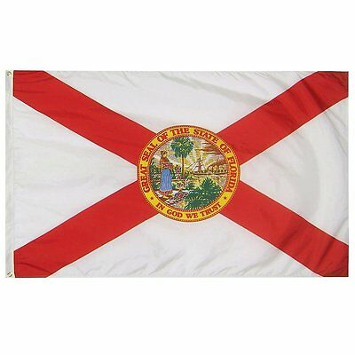 3x5 Florida State Flag State of Florida Premium Flag Banner FAST USA SHIPPER
