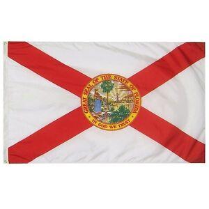 3x5 Florida State Flag State of Florida Premium Flag Banner FAST USA SHIPPER