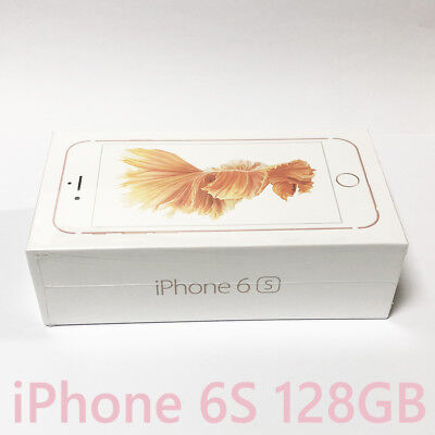 Apple iPhone 6s - 128GB - Rosegold SMARTPHONE HANDY OHNE SIMLOCK NEU LTE 4G