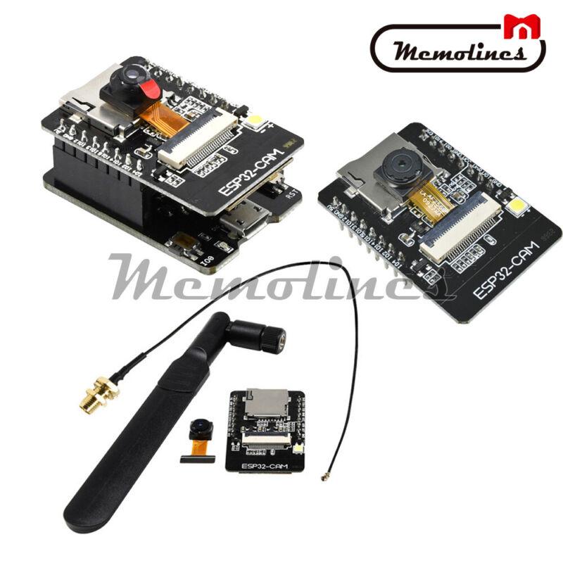 Esp32-cam Wifi Bluetooth Development Board Module Ov2640 Camera Ch340g Usb