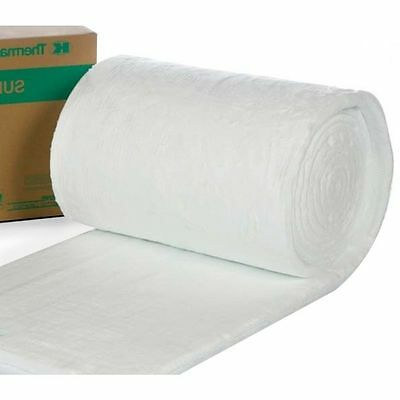 Superwool Plus Insulating Blanket Roll 1x 24x 25 8 Morgan Thermal Ceramics