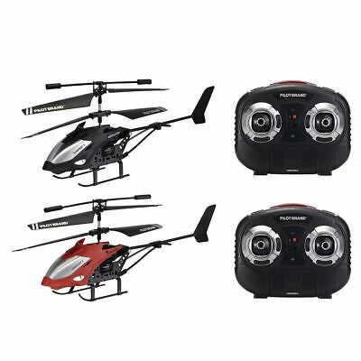 (Remote control Helicopter Tempest II Wireless Indoor 2pk Helicopter RED/BLACK RC)