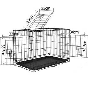 Foldable Pet Crate 30Inch Brisbane City Brisbane North West Preview