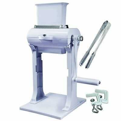 Weston Dual Support Manual Meat Cuber/Tenderizer 07-3101-W-A Meat Processor NEW