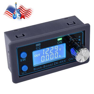 Dc Step-downup Buck Boost Power Supply Module Constant Pressure Lcd Digital