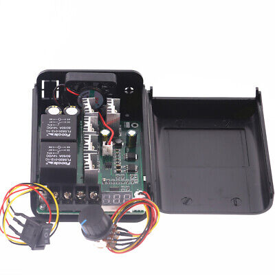 Dc 10-55v Max 60a Pwm Motor Speed Controller 0100 Adjustable Drive Switch