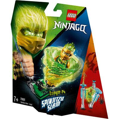 Lego Ninjago Spinjitzu Slam - Lloyd - 70681