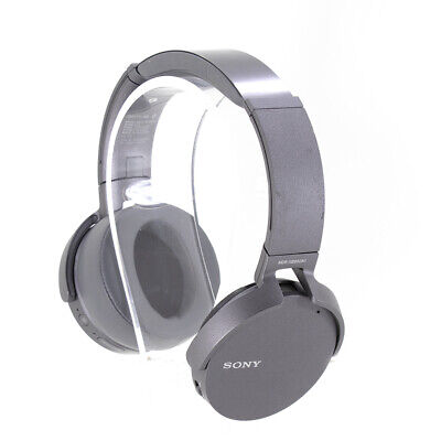 Sony MDR-XB950N1 EXTRA BASS Wireless Headphones (GRAY) PLEASE READ