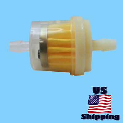 Gas Inline Fuel Filter For Sears Craftsman Lct 14 Rear Tine Tiller 917.299060