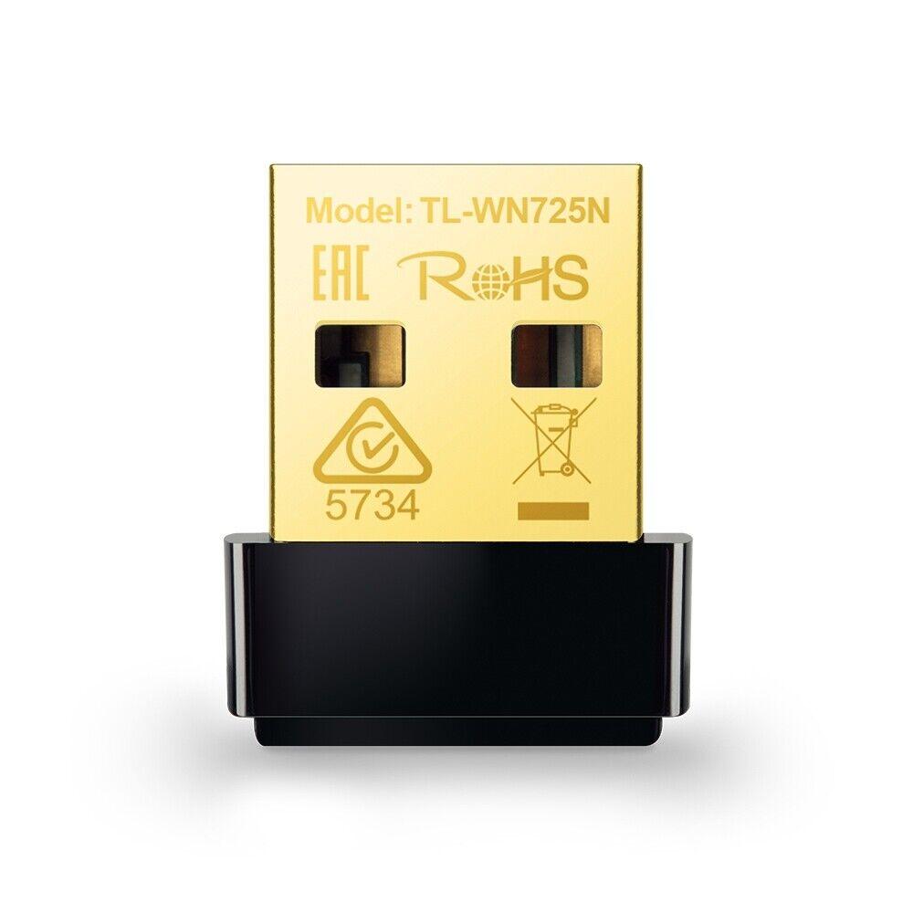 TP-Link TL-WN725N N150 150Mbps Wireless Nano USB WiFi Networ