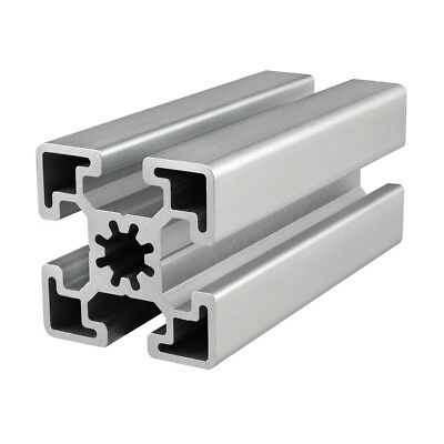 8020 Inc T-slot 45mm X 45mm Aluminum Extrusion 45 Series 45-4545 X 455mm N