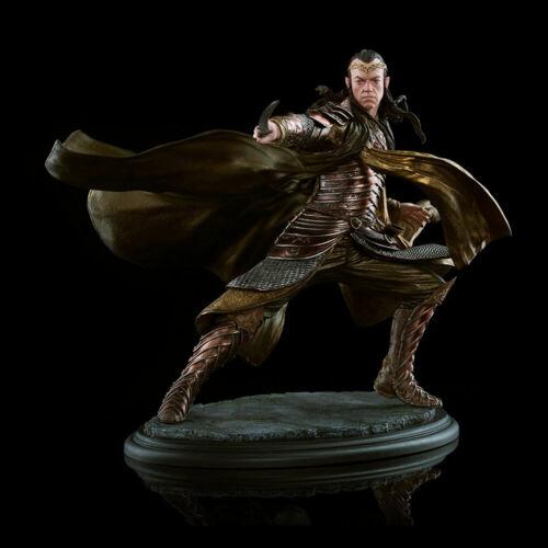 Weta Workshop The Hobbit Elrond at Dol Guldur Statue SEALED