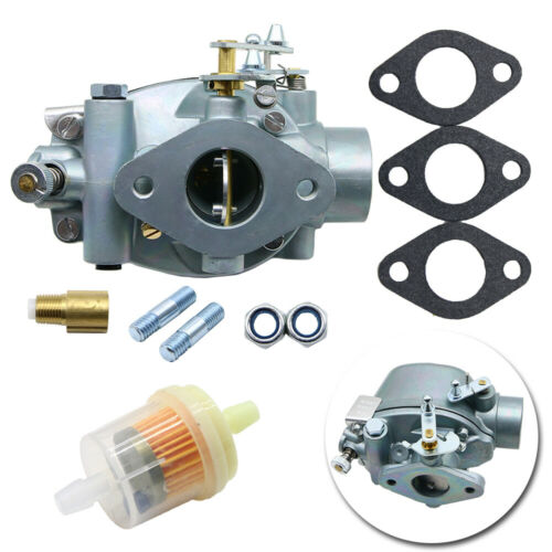 Carburetor TSX765 with Gaskets For Ford Tractor 501 541 601 641 681 701 741 771