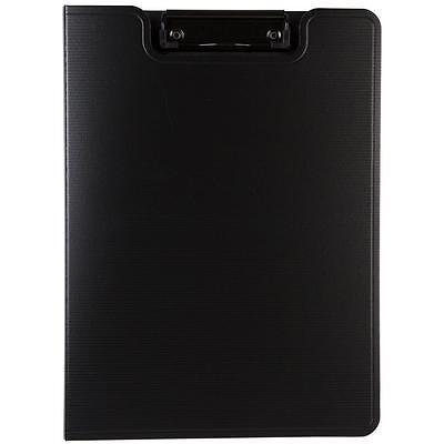 Idena 300620 - Klemmbrett DIN A4 max. 50 Blatt schwarz NEU