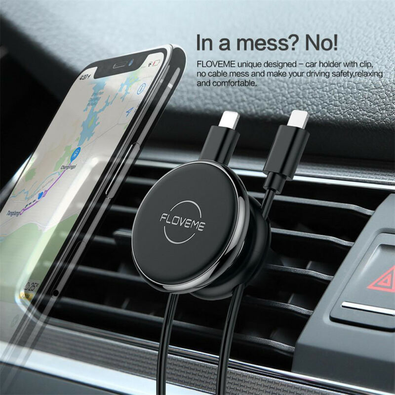 Details about 360° Rotating Universal Car Magnetic Cell Phone Holder Air  Vent Mount Hot
