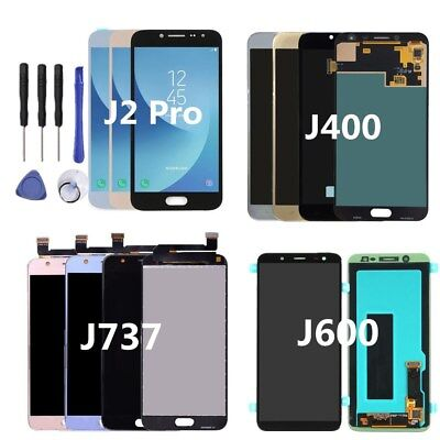 LCD Digitizer Touch Screen Display for Samsung Galaxy J2 Pro J3 J4 J6 J7 2018 US 4' Touch Screen Display
