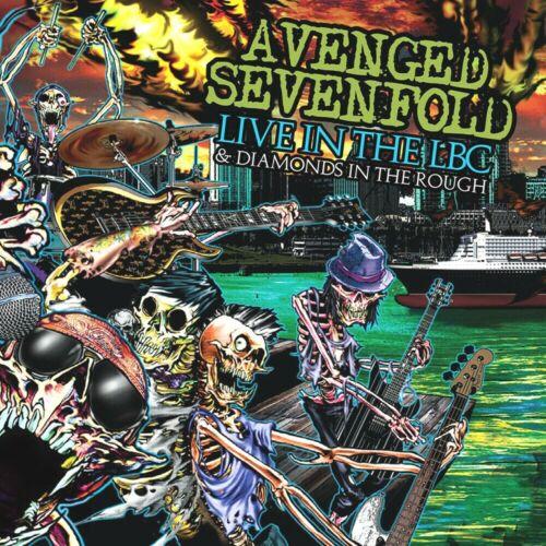 Avenged Sevenfold Live In The LBC 12x12 Album Cover Replica Poster Print