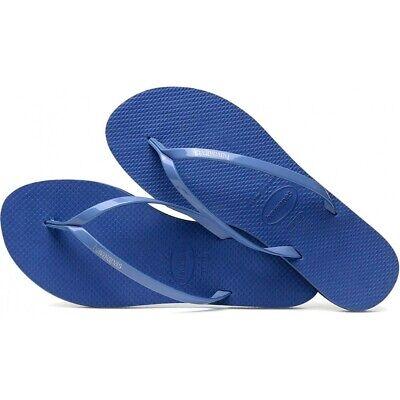 Havaianas Flip Flops brazil You Blue Sandals wmn 11-12 color dif. store (Havaianas Stores)