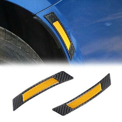 2pcs Wheel Eyebrow Arch Lips Fender Guard Protector Strips Trim for Acura Hotest
