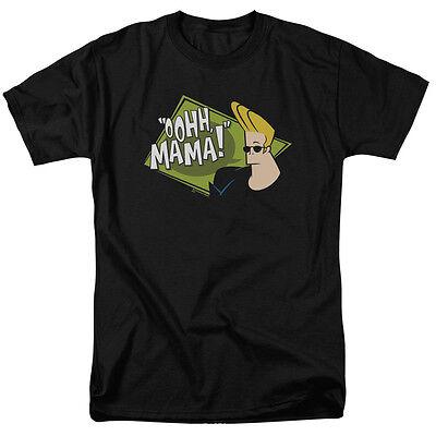 Cartoon Network Johnny Bravo Tv Show Oohh  Mama  Tee Shirt Adult Sizes S 3Xl