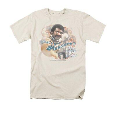 Issac Love Boat (Love Boat ISSAC TV Show T-Shirt Sizes S-3X)