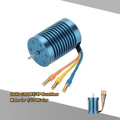 CYW-3650 3300KV/4P Brushless Motor for 1/10 RC Car L5I8