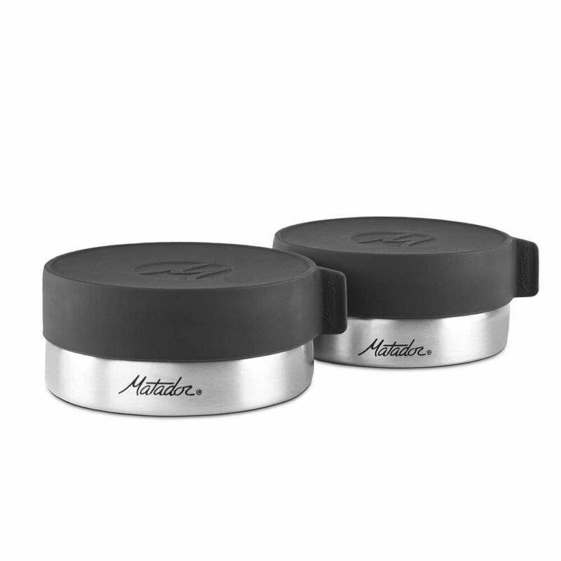 Matador Waterproof Travel Canister 100mL for Outdoor Camping Hiking (2-Pack) DN