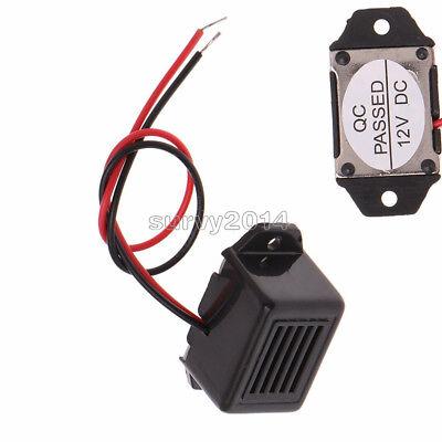 Dc 12v 85db Mini Electronic Alarm Buzzer Constant Tone