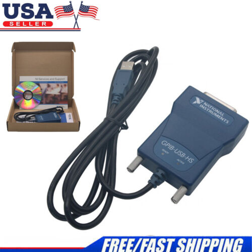 National Instruments NI GPIB-USB-HS Interface Adapter USA