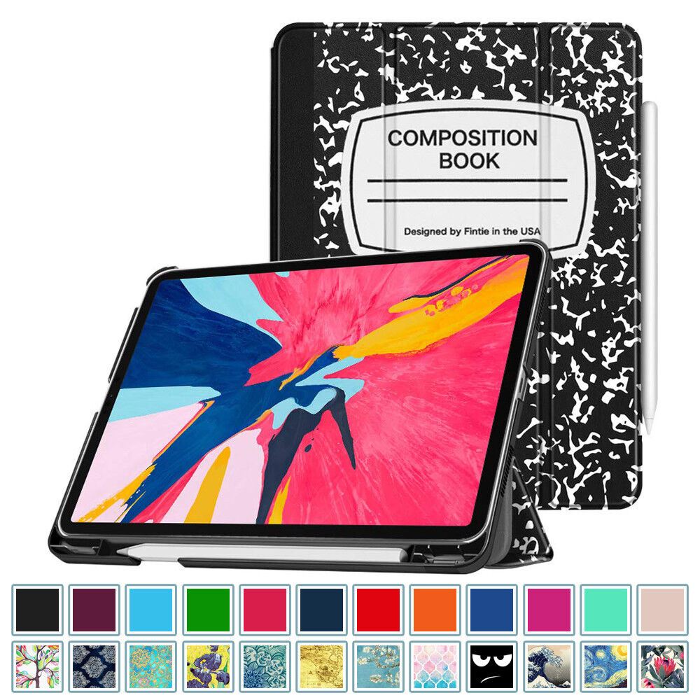 "For Apple iPad Pro 11"" iPad Pro 10.5"" Case SlimShell with Ap"