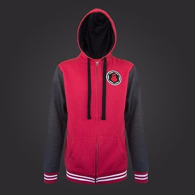 Star Wars Imperial Guard Varsity Hoodie Adult Zip Up Hoodie